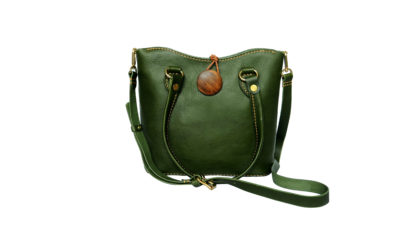 mini olive green handbag